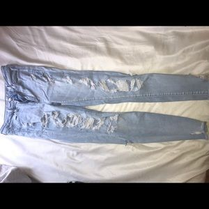 American Eagle jeans (ripped)